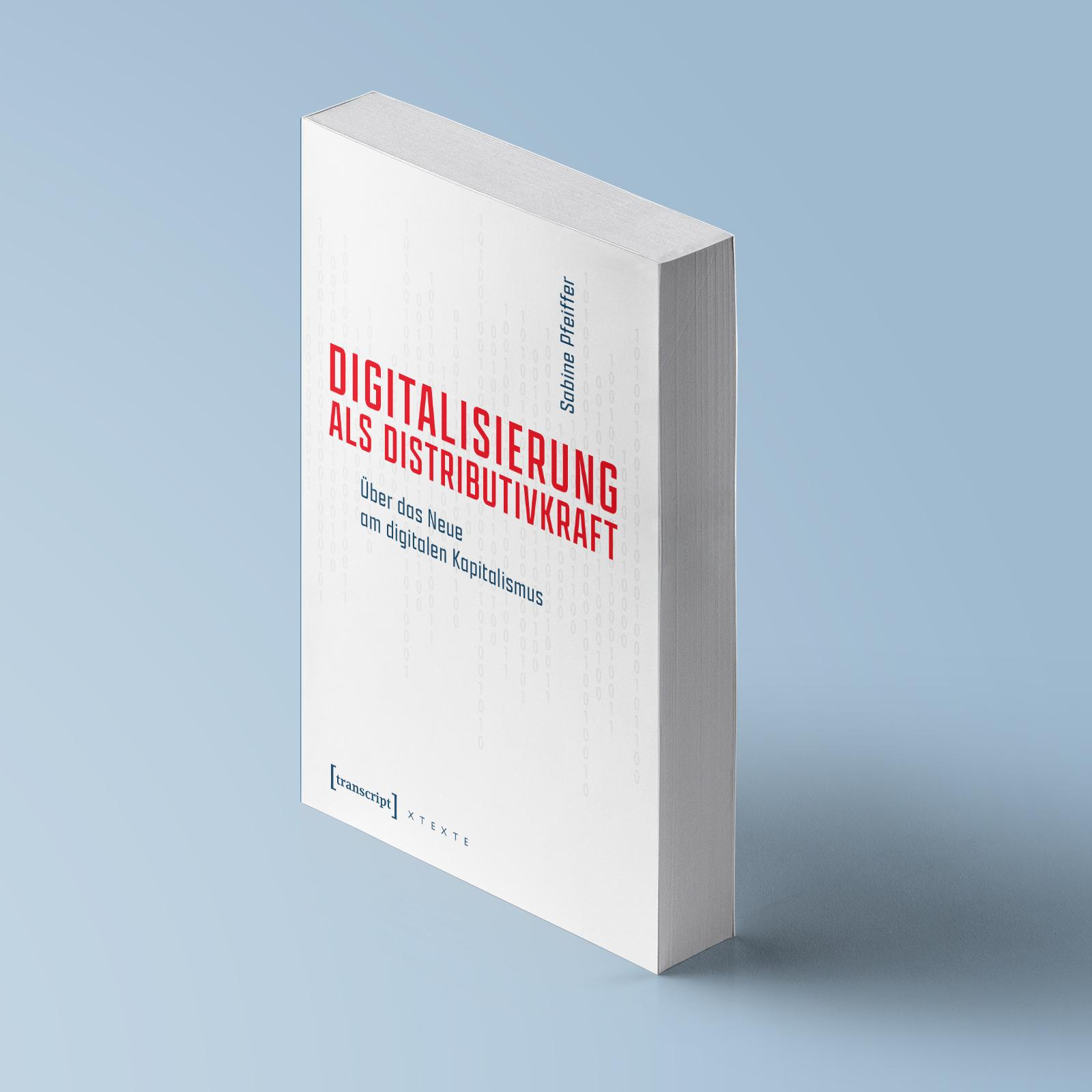 Buchcover: Buch: Digitalisierung als Distributivkraft.